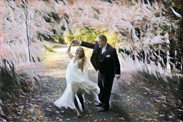 rosequartz weddingdress fall freetoedit