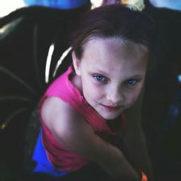 littlegirl portrait color stilllife