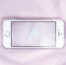picsart pink tumblr adidas iphone freetoedit