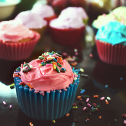 freetoedit cupcake sprinkles birthday macro