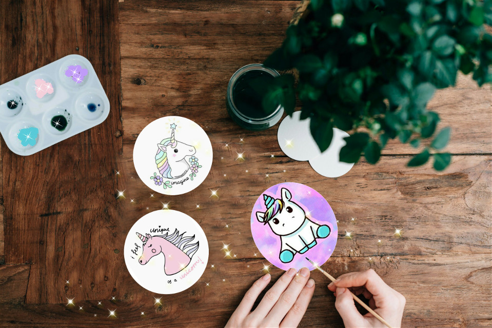 #FreeToEdit  #unicorns #magic @pa thanks for the featured