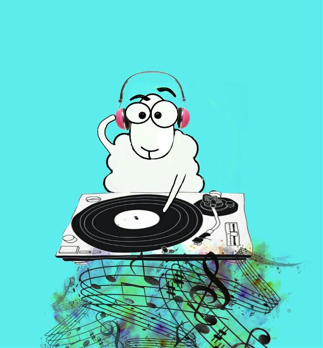 #FreeToEdit #sheep #music