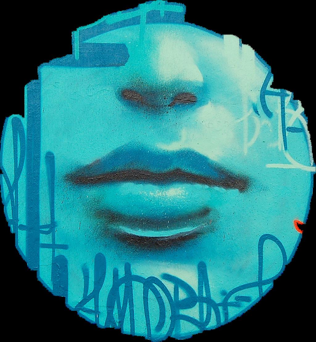 #ftestickers #art #graffiti #blue #FreeToEdit