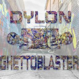 artwork ghettoblaster cover