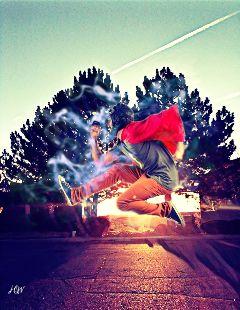 jump photographybyluke editngbyhw freetoedit
