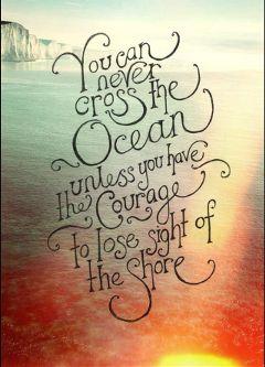 ocean courage shore