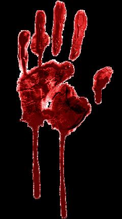 Blood Red Episode Overlay Injury