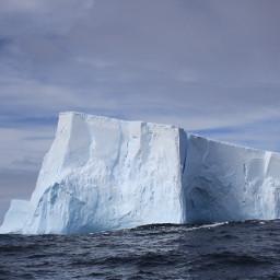 freetoedit iceberg cold foggy water